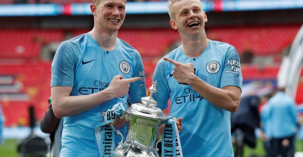 A goal, two assists and Man of the Match: City picks up the treble, De Bruyne is great in