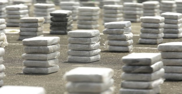 A-half tonnes of cocaine seized in France