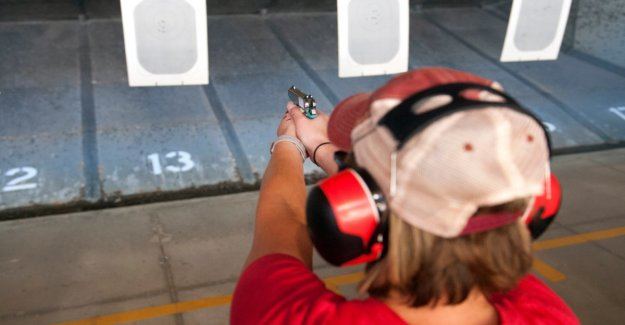 A teacher in Florida now have the right to bear arms