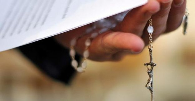 Abuse victims sue Vatican for restitution of the name