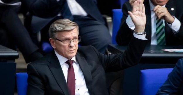 AfD still not a Bundestag Vice-President