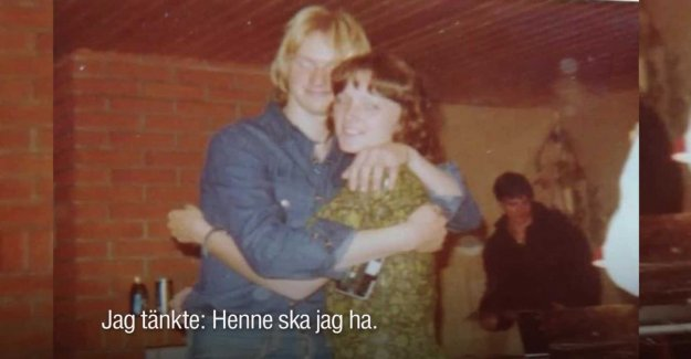 After 40 years of longing – now married to Anders and Anette