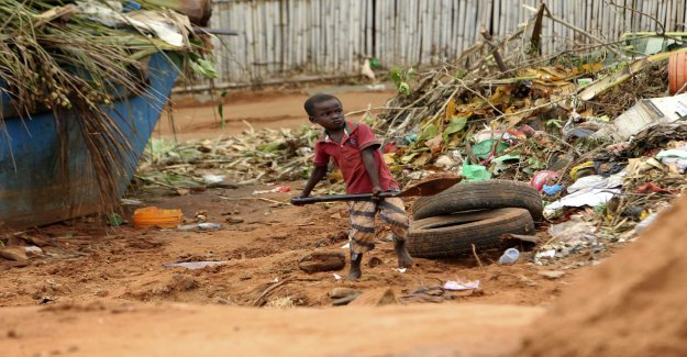 After Kenneth: outbreak of cholera in Mozambique