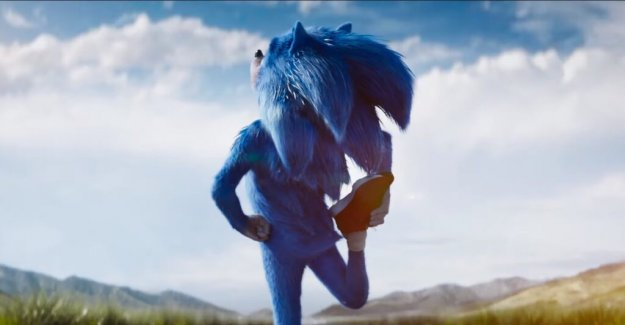 After nätstormen – now made Sonic-the film about