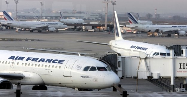 Air France cancels up to 465 – due to TGV