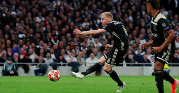 Ajax follows in the footsteps of Bayern and Real