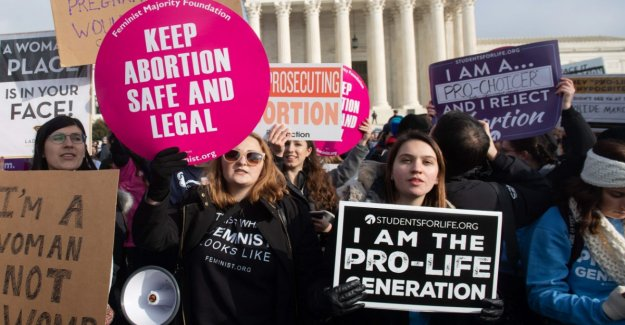 Alabama adopted almost ban complete abortion