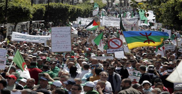 Algerian elections can be postponed