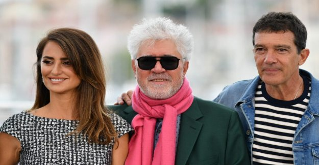Almodóvars new film a kritikerfavorit in Cannes