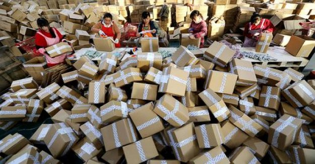 Amazon versus Alibaba: the battle of The E-Commerce giants