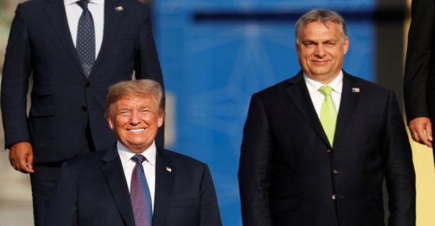 America First hits Hungary first