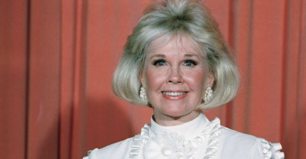 American singer and actress Doris Day (97) died