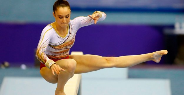 Antwerp is in 2023 host city for world cup gymnastics