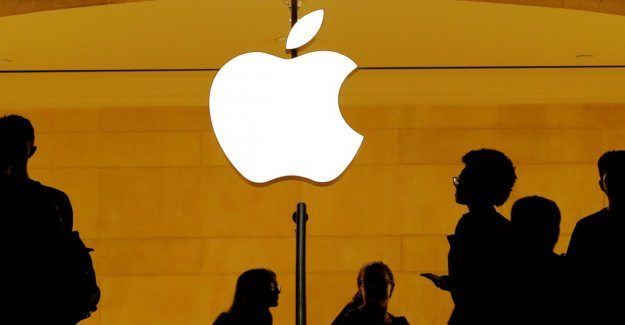 Apple exceeds expectations, the stock market
