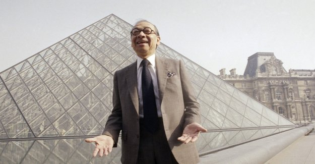 Architect of the Louvre pyramid is dead