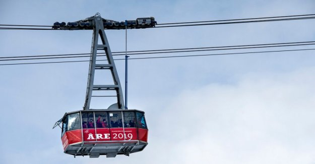 Åresymbol goes in the grave – the cable car is scrapped