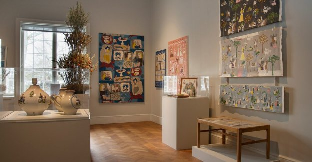Art review: the Sisters Jobs blooming up at Thielska galleriet