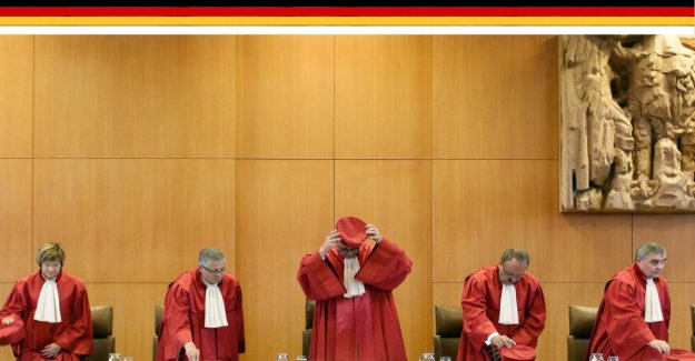 As the constitutional court changed with the company