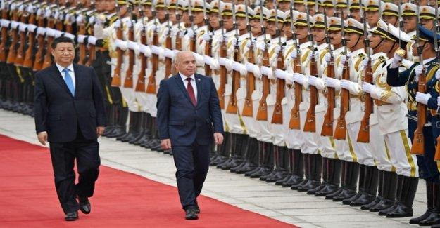 As the true China-Deal fell through