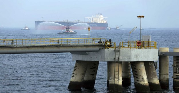 Attacks against oil tankers is condemned