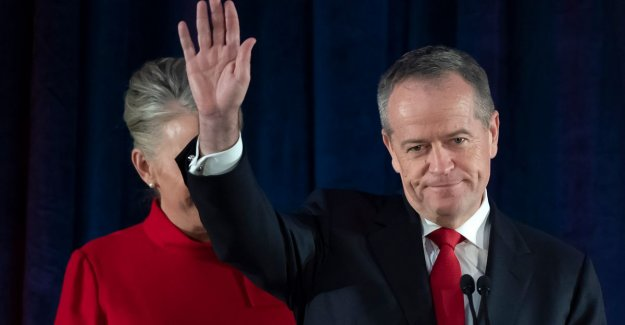 Australian election: opposition leader Bill Shorten gives loss and get on as party leader