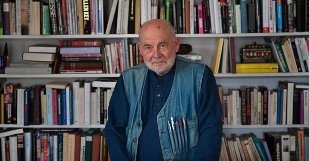Author Sven Lindqvist is dead