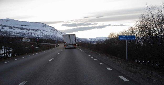 Avtalsdumpningen on our roads can bring an end