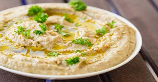 Baba ganoush – so you make it good or dips of eggplant