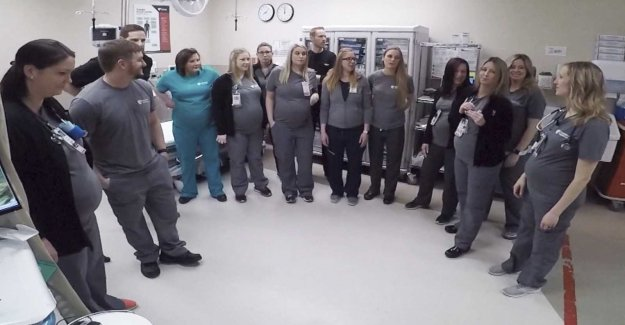Baby boom in hospitals – 19 pregnant at the same time