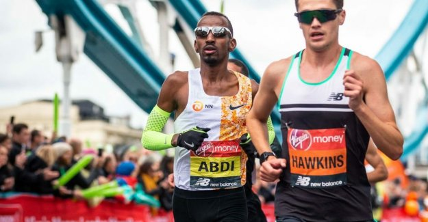 Bashir Abdi choose within two weeks between the world CHAMPIONSHIPS athletics or Chicago marathon