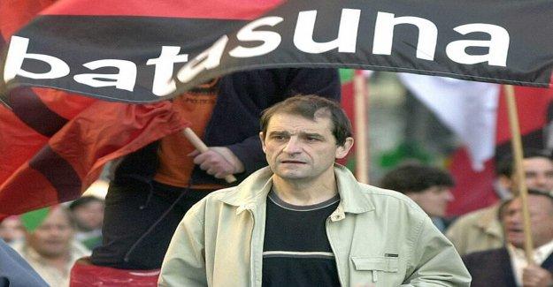 Basque separatistledare apprehended in the alps