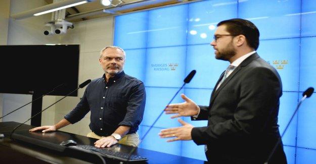 Björklund and Åkesson going on debatturné
