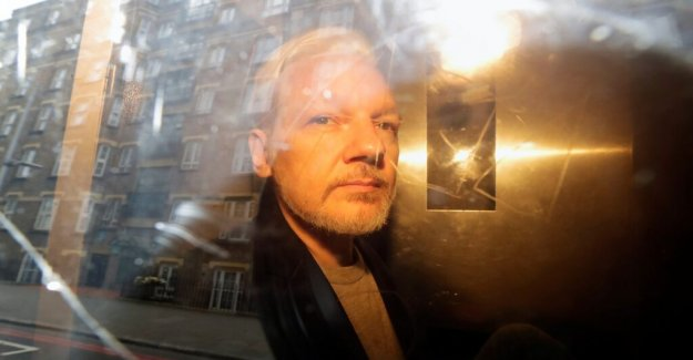 Björn af Kleen: USA loser in the tug of war on Assange