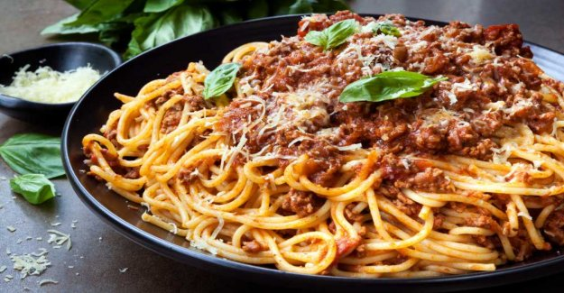 Bolognese – so it becomes good and tasty