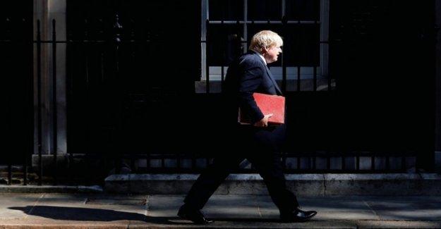 Boris Johnson wants to Power