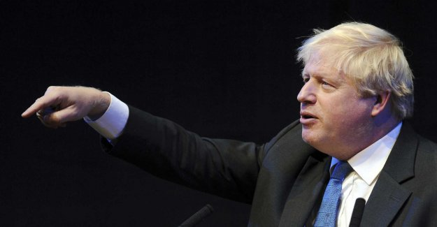 Boris Johnson wants to lead the Tories