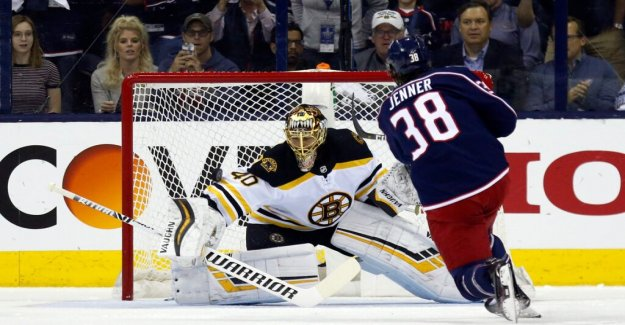 Boston equalized in the Stanley Cup