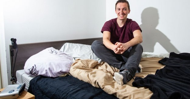 Brothel offers Daan (26) ontmaagdingsservice: I don't want to the whores