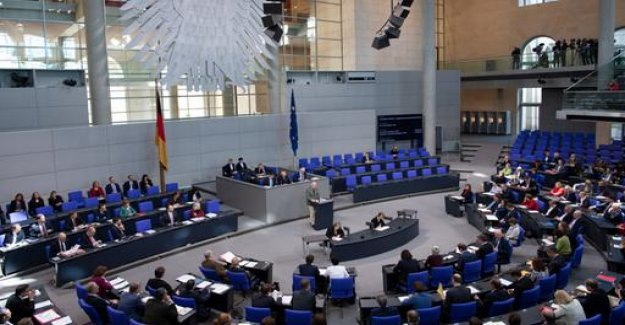 Bundestag: Supervised disabled people are allowed to choose