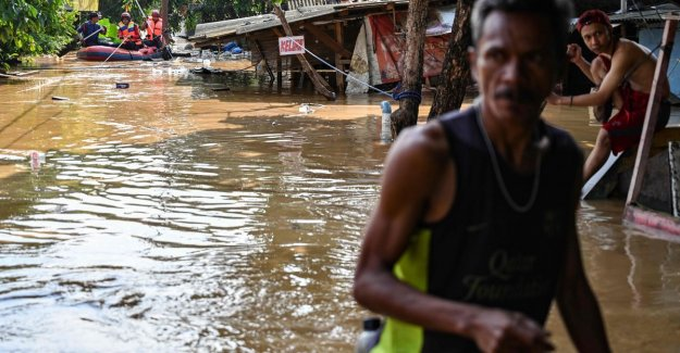 Capital of Indonesia is sinking so looking for government as a deputy