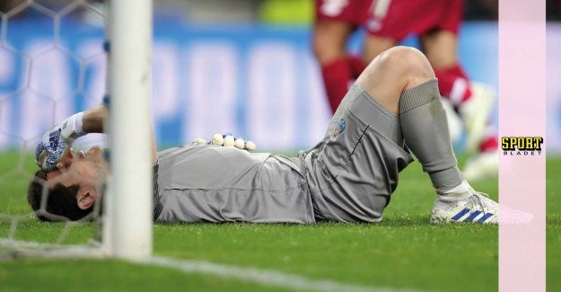 Casillas to the hospital suffering from heart problems