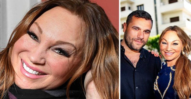 Charlotte Perrelli has a youngest son with him to the Eurovision