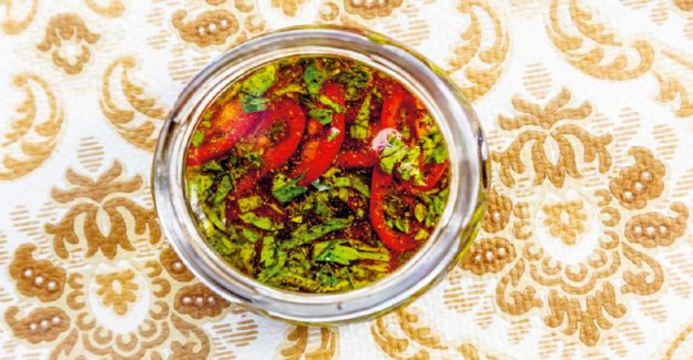 Chilidressing – fast, hot and good
