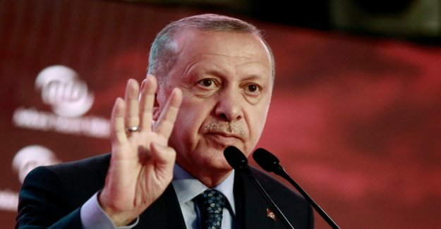 Choice cancellation: Erdogan, the United States sharply criticized