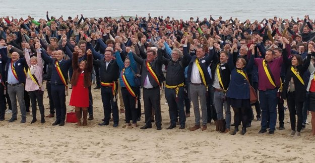 Clap for the climate in Oostende