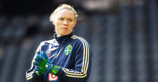 Clear that Hedvig Lindahl leave Chelsea