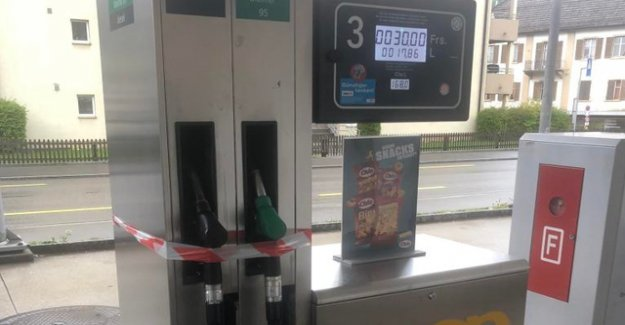 Coop gas stations currently spend no gasoline