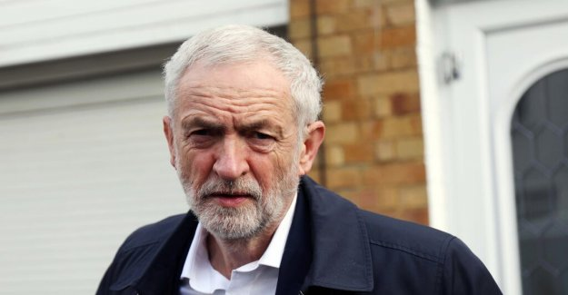 Corbyn: Brexitsamtalen May have reached the end of the