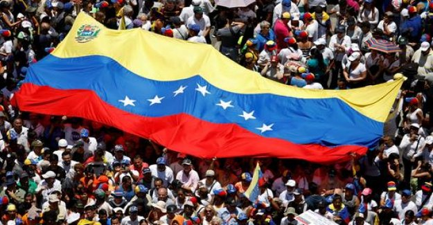 Crisis in Venezuela: the United States from air traffic