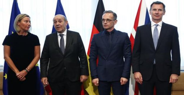 Crisis meeting in Brussels: no Deal on the nuclear deal